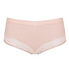 Ultimo - Pink 'Arabella' shorts