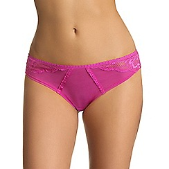 Ultimo - Bright pink 'Estelle' shorts