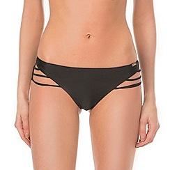 Ultimo - Black classic bikini bottoms