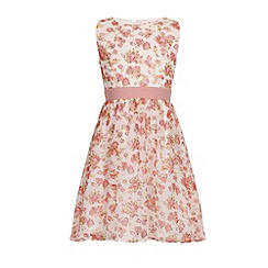 Little Misdress - Ditsy floral print dress