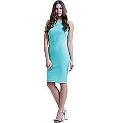 Paper Dolls - Mint bodycon dress