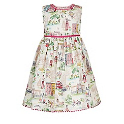 Monsoon - Multicoloured  Baby bloomsbury london printed dress