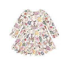 Monsoon - Pink Baby amelie dress