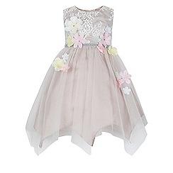 Monsoon - Pink Baby sylvianna dress