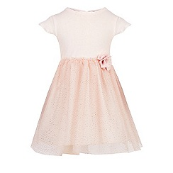 Monsoon - Pink Baby penelope dress