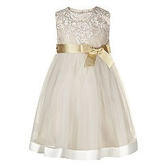 Monsoon - White Baby olivia dress
