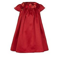Monsoon - Red Baby wynona dress