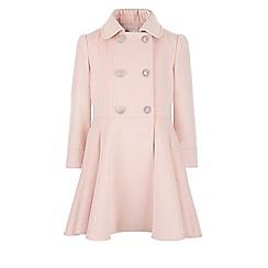 Monsoon - Pink 'Asha' coat