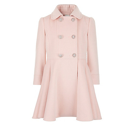 Monsoon - Pink +Asha+ coat