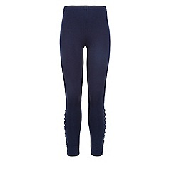 Monsoon - Blue Jewel legging