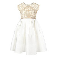 Monsoon - White Vienna dress