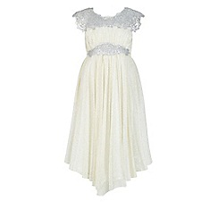 Monsoon - Silver Odette maxi dress