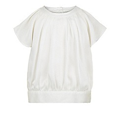 Monsoon - White Versailles top