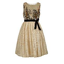 Monsoon - Gold New york dress