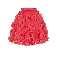 Monsoon - Pink Vienna skirt