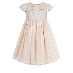 Monsoon - Pink Baby cilla twinkle dress