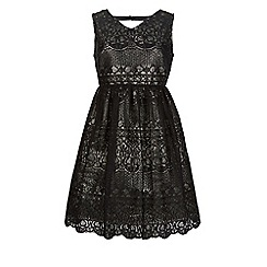 Monsoon - Black Arabella dress