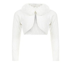 Monsoon - White Firenze cardigan