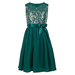Monsoon - Green Edria dress