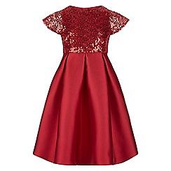 Monsoon - Red Malia dress