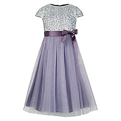 Monsoon - Purple Mila dress