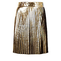 Monsoon - Gold Fairen skirt