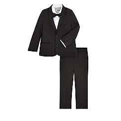 Monsoon - Black Daniel tuxedo set
