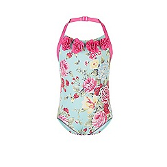 Monsoon - Multicoloured  Baby aurora rose swimsuit