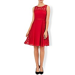 Monsoon - Red Cressida dress