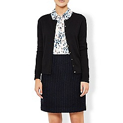 Monsoon - Black Marianne smart cardigan