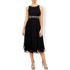 Monsoon - Black Penelope dress