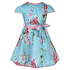 Monsoon - Blue Baby Othelia Rose dress