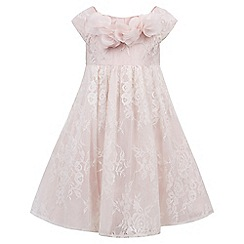 Monsoon - Pink Baby Hilda dress