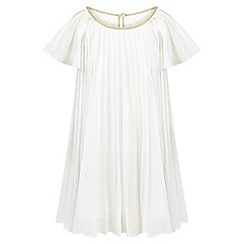 Monsoon - White Baby Beatrice wings dress
