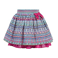 Monsoon - Girls' multicoloured Tilda skirt