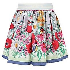 Monsoon - Girls' multicoloured maxine skirt