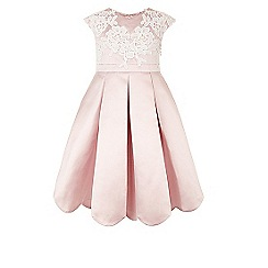 Monsoon - Girls' pink Sicilia dress