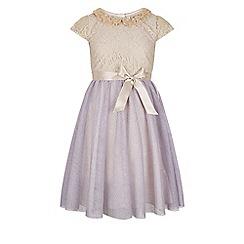 Monsoon - Purple Helaine dress