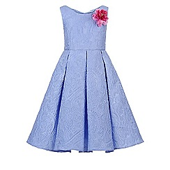 Monsoon - Girls' blue Parasol dress