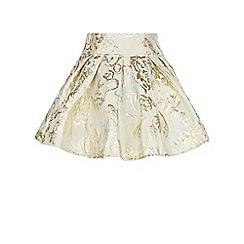 Monsoon - Multicoloured  Riley jacquard skirt
