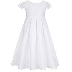Monsoon - White Yana lace dress