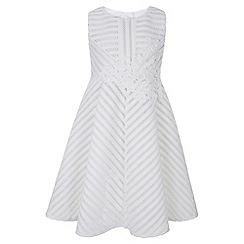 Monsoon - White Parisianne dress