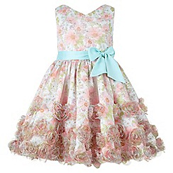 Monsoon - Multicoloured Sienna flower dress