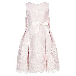 Monsoon - Pink Valeria lace dress