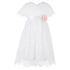 Monsoon - White Ever lace dress