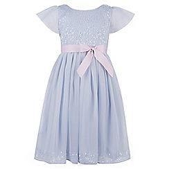 Monsoon - Blue Sally sequin dress