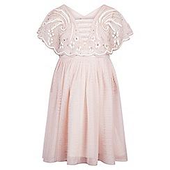Monsoon - Pink Eliza sequin dress