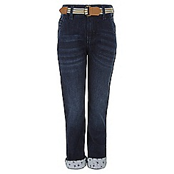 Monsoon - Blue 'Johnson' jeans with belt