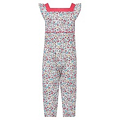 Monsoon - Multicoloured Baby Rosie jumpsuit