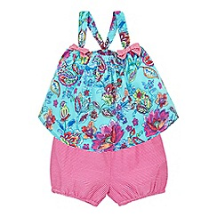 Monsoon - Blue Baby Cosima set